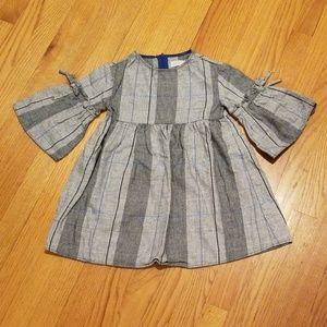 Zara Girls Houndstooth Dress Size 6